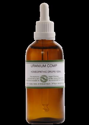 אורניום קומפ – תכשיר הומאופתי לאיזון רמת הסוכר