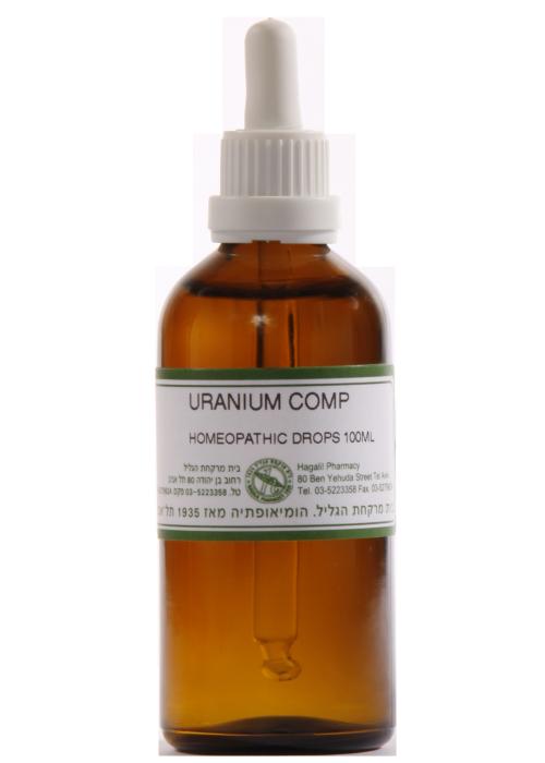 Uranium comp